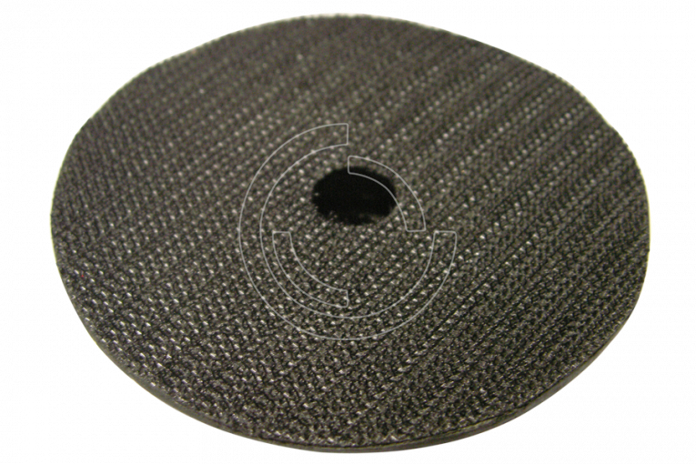 Backing pad with hook-and-loop and M14 thread 150mm