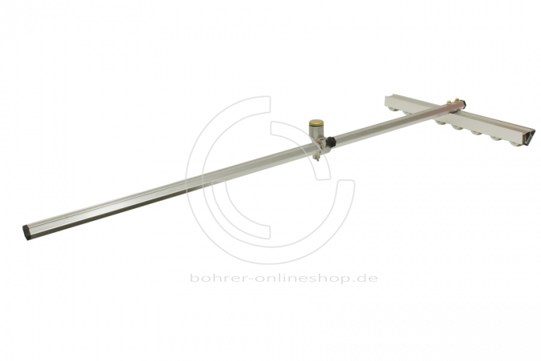 Glass cutter with guide