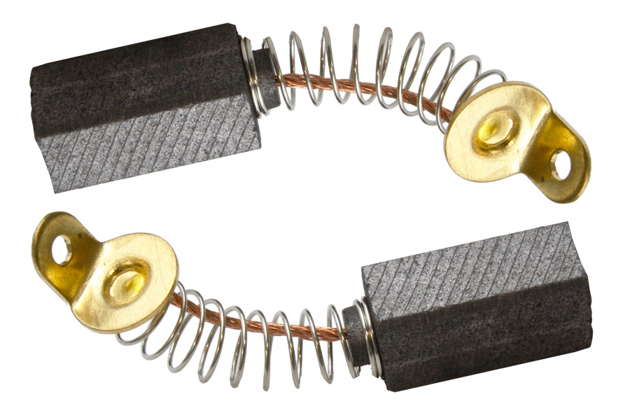 2x carbon brushes for AEG 6.3x12.5x22mm
