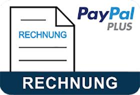 If you choose to purchase on invoice when paying, PayPal will pay the merchant immediately and you will transfer the amount within 14 days. You do not need a PayPal account.